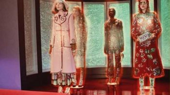 La campaña de Gucci que te hará dudar de la realidad