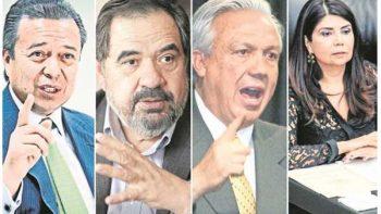Legisladores se exculpan por liberación de reos