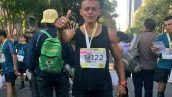Luego de 15 años preso, hombre participa en Medio Maratón de CDMX