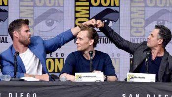 Marvel desata la locura en la Comic-Con