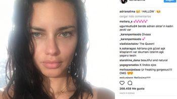Modelo de Victoria's Secret causa controversia al postear una foto