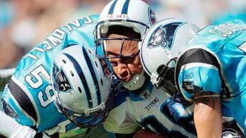 Estudio revela daño cerebral en ex jugadores de la NFL