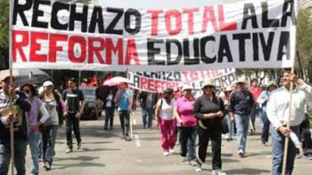 Detectan más de 6 mil plazas irregulares de docentes en Oaxaca