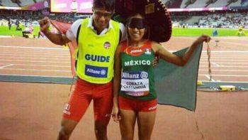 Oro para México en Mundial de atletismo