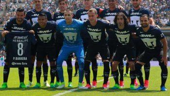 Pumas ruge en el arranque del Apertura 2017; vence 1-0 a Pachuca