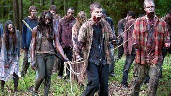 The Walking Dead recuerda a colega muerto en el show