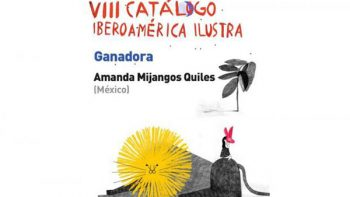Mexicana gana VIII Catálogo Iberoamérica Ilustra