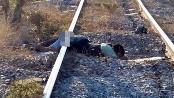 'La Bestia' arrolla a migrante centroamericano