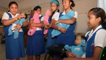 Lanzan plan en contra de embarazos en adolescentes