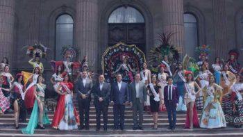 Recibe El Bronco a aspirantes a Reina Turismo México