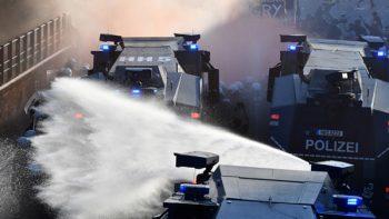 Escasez de acuerdos importantes en el G-20 en medio de protestas