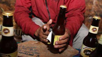 De taxista a productor de cerveza de amaranto