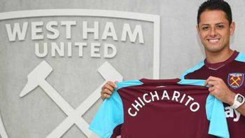 Hernández, 'el mejor jugador que ha llegado al West Ham'