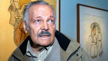 Realizarán homenaje a José Luis Cuevas en el Palacio de Bellas Artes
