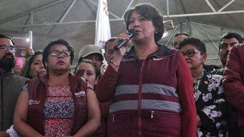 INE no puede llegar a 2018 con 'falta de credibilidad': Delfina Gómez