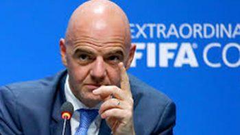 FIFA investigaría a Gianni Infantino por negligencias éticas