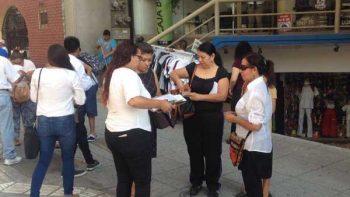 Levantan firmas contra el aborto en Monterrey
