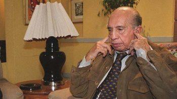 Muere el comediante Héctor Lechuga