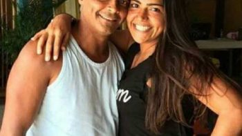 Ventanean a la hija del futbolista Romario (VIDEO)