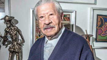Ignacio López Tarso quiere cumplir 100 años y verse en un escenario