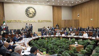 INE avala gasto histórico a partidos por 6.7 mil mdp