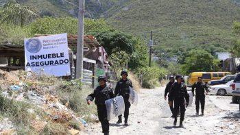 Asegura Procuraduría predio en La Estanzuela