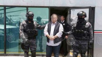 Subprocurador ingresa a Reclusorio Norte para audiencia contra Duarte