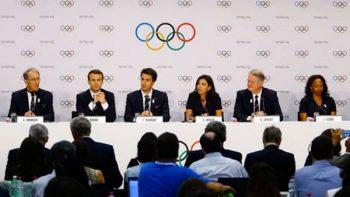 París y Los Ángeles presentan su candidatura olímpica de 2024