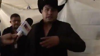 Julión Álvarez no supo quién fue Pancho Villa (VIDEO)