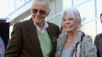 Joan Lee, esposa del historietista Stan Lee, fallece a los 95 años