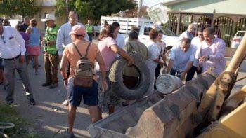 Recolectan 550 toneladas de 'cacharros' en Ciudad Victoria