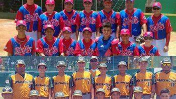 Final tamaulipeca en el Nacional de Ligas Pequeñas; Matamoros vs Reynosa