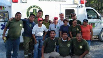 Respalda Gobierno Ciudadano a la Cruz Verde de Monterrey