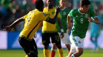 México eliminado por Jamaica de la Copa Oro