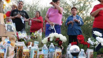 Mexicanos, 34 de los 39 migrantes abandonados en tráiler en Texas