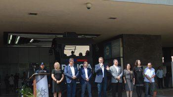 Instalara Monterrey casetas móviles policiales para reducir delitos
