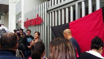 Trabajadores del diario mexicano 'La Jornada' entran en huelga