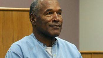 OJ Simpson saldrá de prisión en octubre