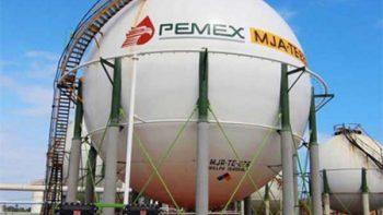 Producción de Pemex roza mínimo de 36 años
