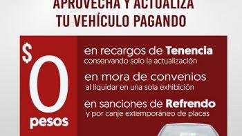 Otorga Gobierno Ciudadano estímulos para la regularización de vehículos