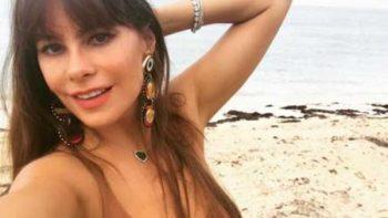 Critican el rostro de Sofía Vergara
