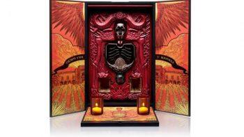 Guillermo del Toro diseña edición especial de tequila