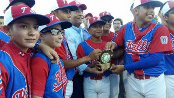 Reynosa representará a México en el Mundial de Ligas Pequeña