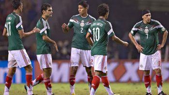 Caras largas en retorno de la Selección Mexicana