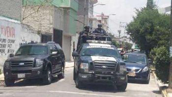 Policías vigilan funeral de 'El Ojos', líder del cártel de Tláhuac