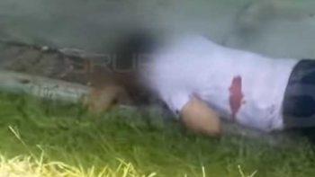En lugar de ayudarlos, graban y roban a víctimas de balacera (VIDEO)