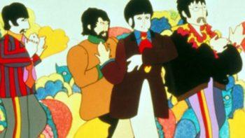 Película de The Beatles 'Yellow Submarine' será convertida en cómic