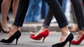 Advierte IMSS que los zapatos influyen en malformación de pies