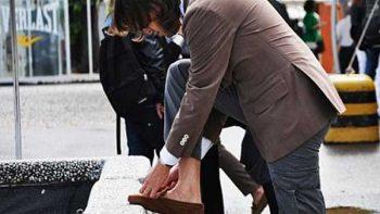 Elimina el mal olor de tus zapatos