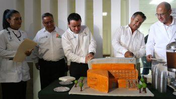 Conmemoran 22 aniversario de Clínica 34 del IMSS